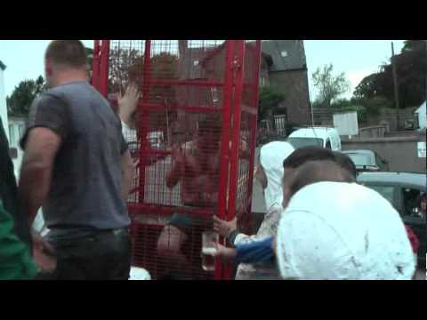 Scottish Blackening, Laurencekirk, Aberdeenshire - Davie Nicoll 2011 Part 1