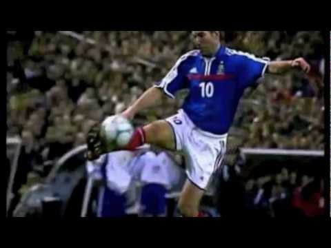 Zinedine Zidane - The Maestro Of The Decade HD Music Videos