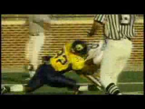 2008 UCO Bronchos Football Highlight Reel