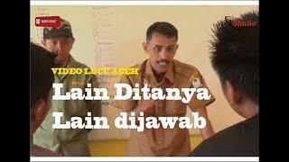 Video Lucu Aceh - Lain Ditanya lain dijawab