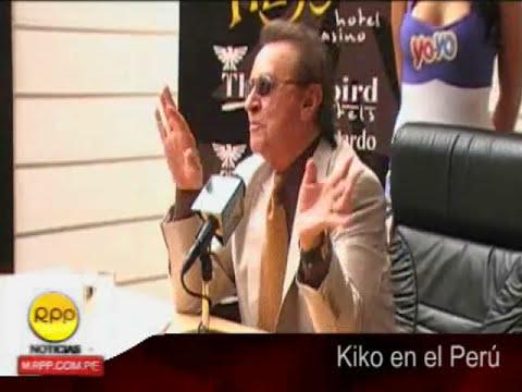 Kiko: Hace 20 años que no veo al Chavo del 8 (Erbol/RPP)
