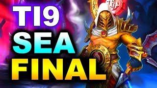 MINESKI vs JINESBRUS - SEA GRAND FINAL - TI9 The International 2019 DOTA 2