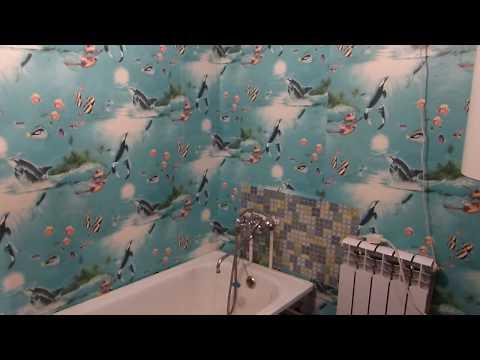 Осенняя прогулка/Ремонт в ванной /Грязь в деревне
