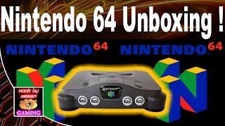 Retro Gaming - Nintendo 64 Unboxing ! (Ebay Unboxing)