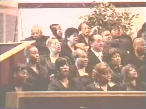 St. James Adult Choir - Somebody Sought Me