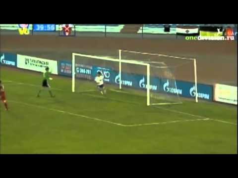 Факел - волгарь-газпром 0-1 (3102011, лучшие моменты)avi