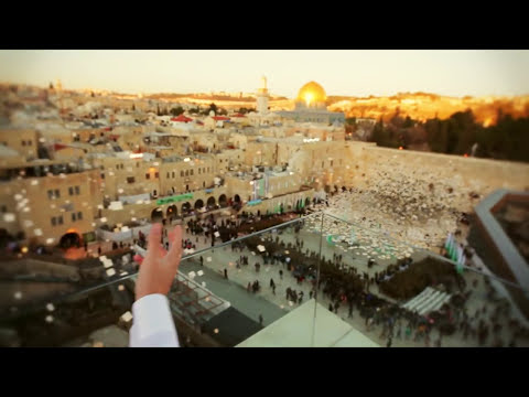 ירושלים - שוואקי | Cry No More - Official music video by Shwekey
