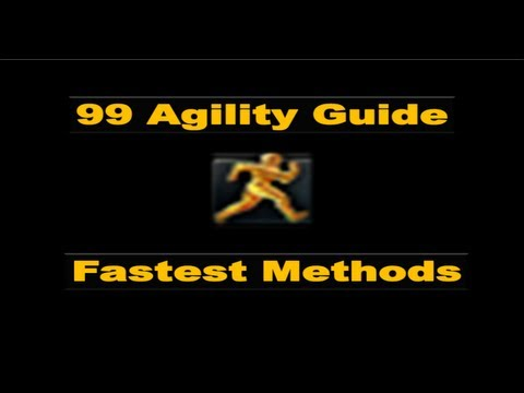 Runescape Ultimate 1-99 Agility Guide 2013 [Fast and Efficient] [P2P only]