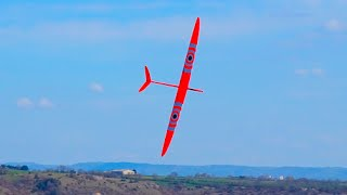 Shinto F3F from AER-O-TEC at Panat slope - French League 2016
