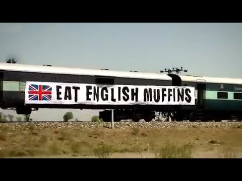 How to lose a head in advertising - Top Gear Christmas Special 2011 - BBC