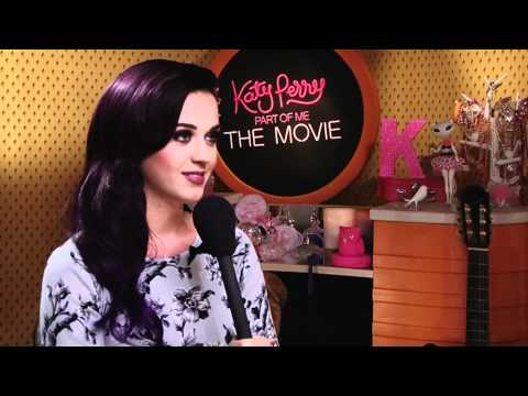 Katy Perry flirts with Fitzy and talks about her boobs thumbnail