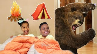 Shiloh and Shasha EPIC CAMPING TRIP! - Onyx Kids