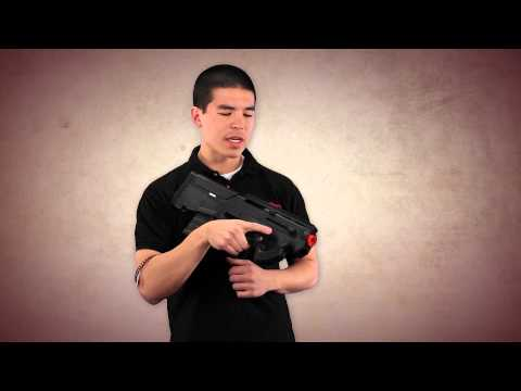 Airsoft GI - Magpul PTS PDR-C AEG Externals and Features Overview with Daniel