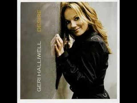 Geri Halliwell Love Never Loved Me Lyrics
