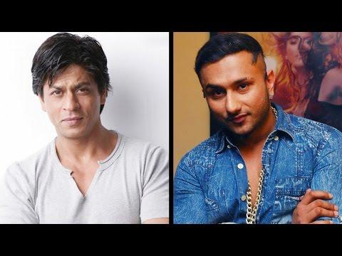 Honey Singh Thanks Shahrukh Khan For His Success video