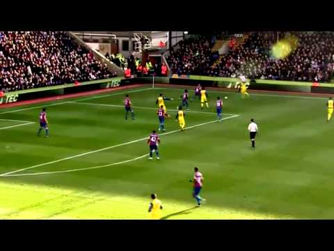 Danny Welbeck vs Crystal Palace (Away)