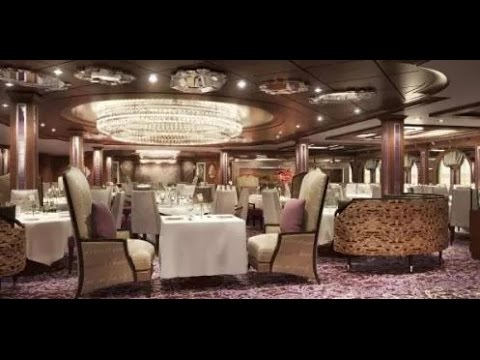 RCCL Royal Caribbean Anthem of the Seas Cruise Ship Digital Tour 2015