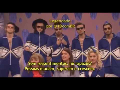 One Direction no Saturday Night Live: Girlfriends' Talkshow | LEGENDADO PT/BR