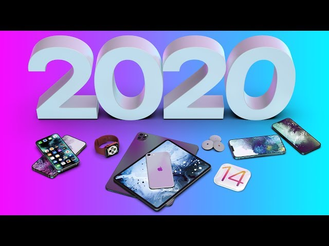 New Apple Products To Expect In 2020! iPhone 12, SE 2, iOS 14 amp More!
