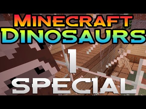 Watch Minecraft Dinosaurs! - Episode 1 - SPECIAL - Director's Commentary