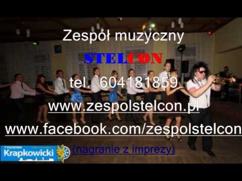 Zespół Muzyczny Stelcon - Zespół Na Wesele Opolskie