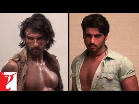 Gunday - Photoshoot With Ranveer & Arjun