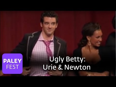 Ugly Betty - Michael Urie & Becki Newton on Their Roles (Paley Center, 2007)