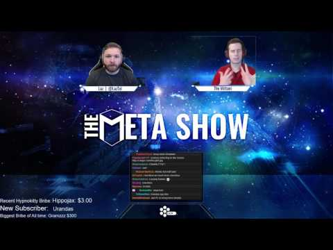 EVE Online News: The Meta Show with Laz, Mittani, and Corbexx