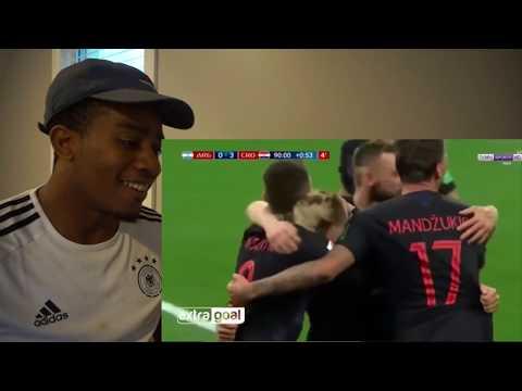 Croatia vs Argentina FIFA World Cup 2018 Highlights Reaction! I Feel Bad For Lionel Messi. thumbnail
