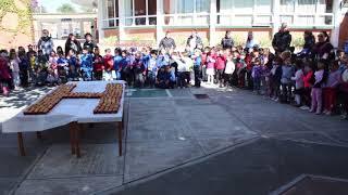 108 aniversario del Colegio Humboldt en Kindergarten