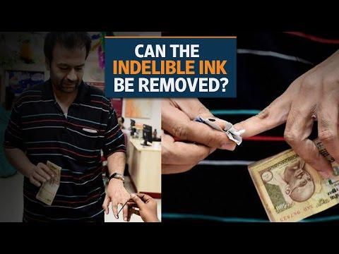 Banks start using indelible ink to check repeat money exchange