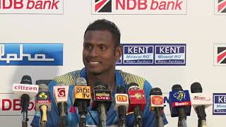 Post Match Press Conference Part 02 - 3rd ODI  West Indies Tour of Sri Lanka 2020
