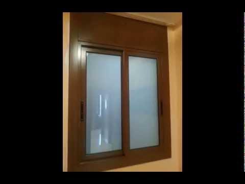 Ventanas de aluminio modernas ponsico s c p youtube - Bentanas de aluminio ...