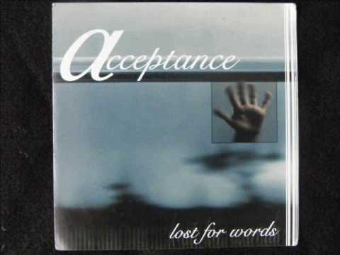 Acceptance - Things You Say