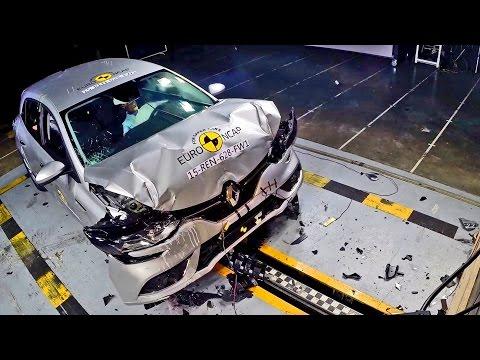 ► 2016 Renault Mégane 4 - CRASH TEST