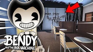 BENDY WITH NORMAL COLOR?! | Bendy Chapter 0 + CHAPTER 5 TITLE