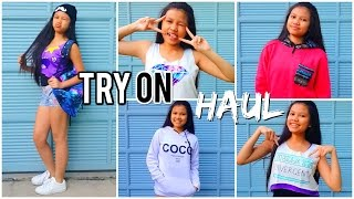 Fall Try On Clothing Haul