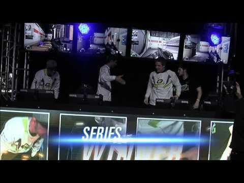 Team EnVyUs vs Optic Nation - Game 4 - LR6 - North American Championships