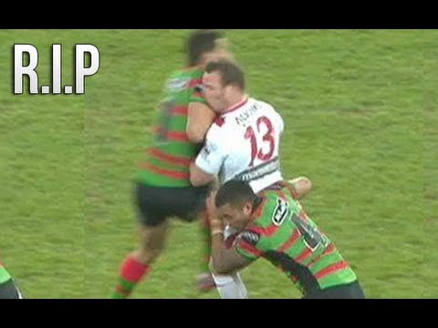 CLICK LIKE IF YOU WANT THE SHOULDER CHARGE TO RETURN! As you all may have heard, The Australian Rugby League Commission has decided to outlaw the shoulder ch...