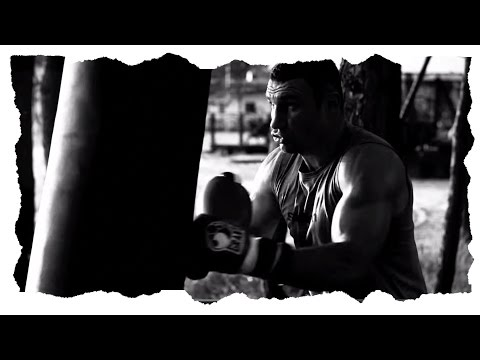 Heavy Bag Training: Vitali Klitschko Workout Motivation Image 1