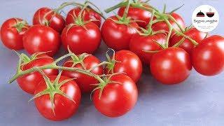 Как сделать помидоры вкуснее  Секрет вкусного салата  How to make Tomatoes Tastier