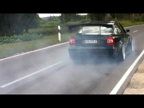 Fastest Vw Passat In The World Youtube