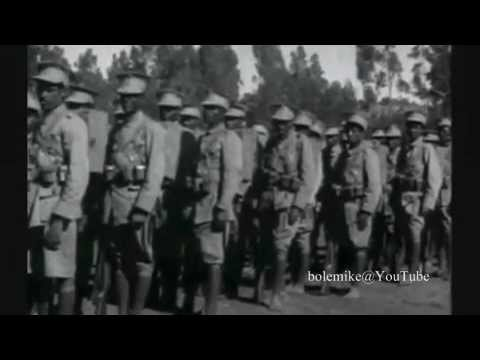 Ethiopians Preparing For War - Ethiopia 1935- Ethiopians Preparing For War Against Italian Invaders