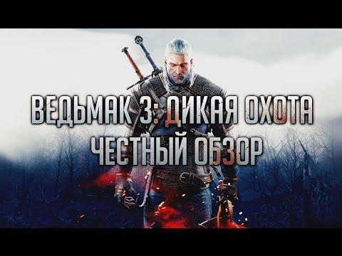 Ведьмак 3: Дикая Охота - ЧЕСТНЫЙ ОБЗОР. Темные и светлые стороны / The Witcher 3: Wild Hint Review