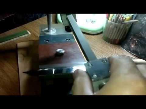 Точилка для ножей своими руками из зажигалки и 33