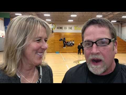 ISPN Sports Interview with Bremerton Girls Coach Debbie Lindgren
