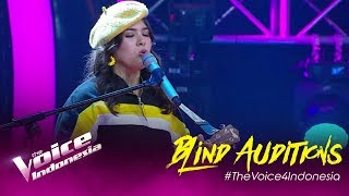 Lili - Riptide | Blind Auditions | The Voice Indonesia GTV 2019