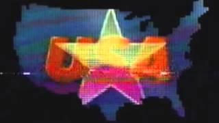 1991 USA Network Ident