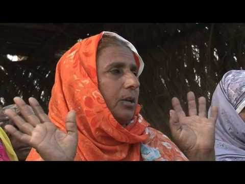 Pakistan Floods - Six Months On: Water & Sanitation In Sindh With Mercy Corps video