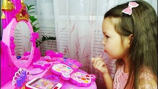 Nelly pretend play New MakeUp toys